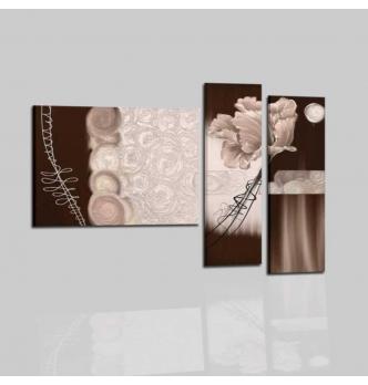Arianna - Quadri moderni con fiori