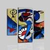 Cuadros abstractos - COSMIC