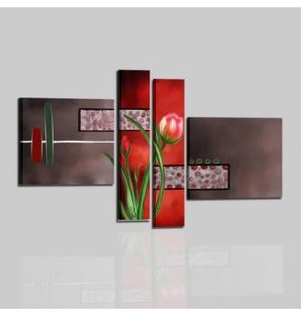 Quadri moderni con fiori - Excelsior