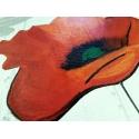 NICOS - Quadri con fiori papaveri