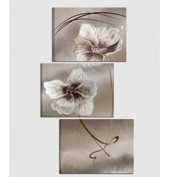 Quadro moderno con fiori - Superior 2