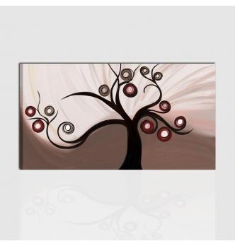 ADOS - Quadro moderno con albero