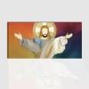 Quadro capezzale. Cristo Redentore