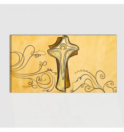 Quadro capezzale religioso - sacro 3