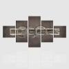 LEONILDA - Quadri moderni per arredamento trittici
