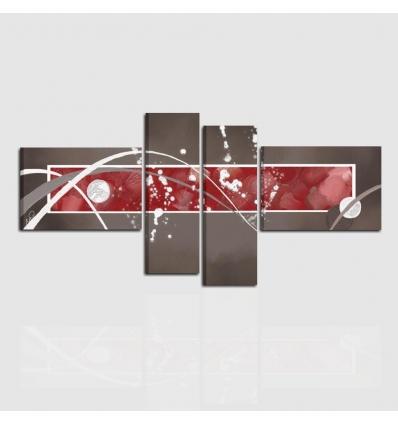 STEFANY - Tripticos cuadros abstractos