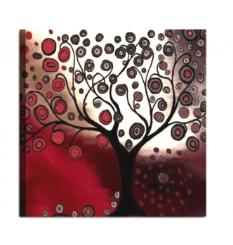 PANACEA - Modern painting tree