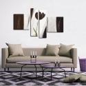 Brigida - Quadri moderni con raffigurazione di fiori