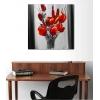 DENVES - Quadro moderno vaso con fiori