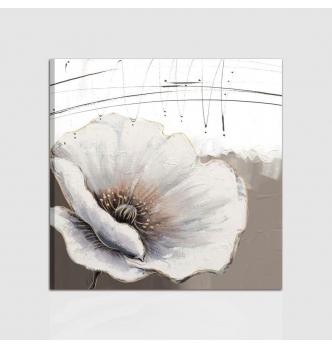BOHEMIA - Cuadros abstractos con flores