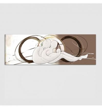 Quadro dipinto a mano - Amare