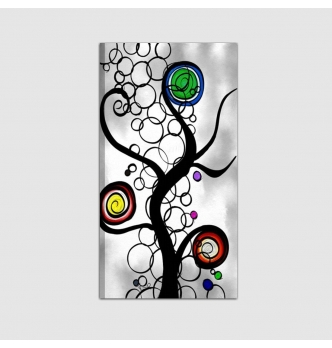 ASTRID - Cuadros modernos con flores