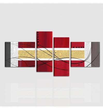 ARTES - Cuadros abstractos estilizados