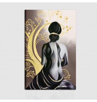 Quadro moderno - Nudo di donna 2