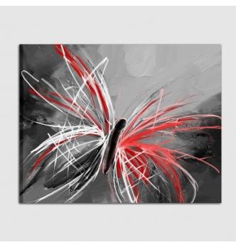 Quadri dipinti a mano - Farfalle