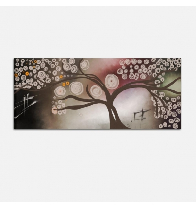Quadro moderno dipinto a mano - Babila
