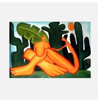 BRASIL - Modern painting