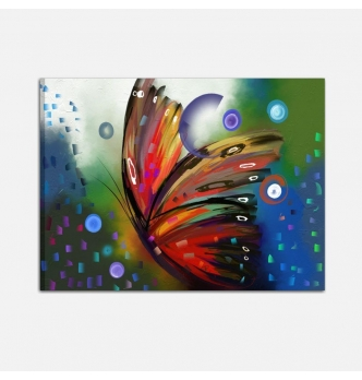 Moden Painting Butterfly- farfalle 2