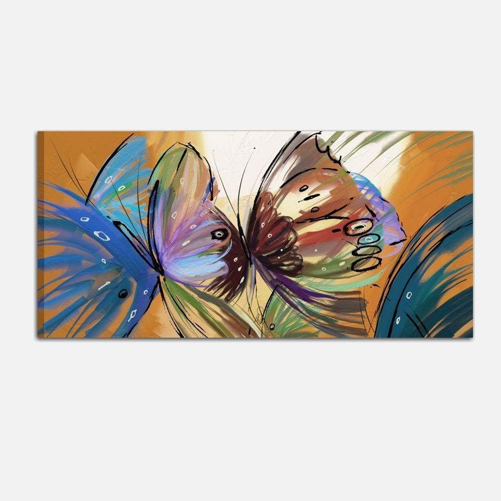 quadri moderni dipinti a mano con raffigurazione di