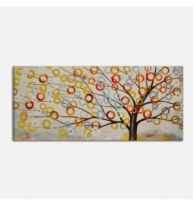 Quadro moderno dipinto a mano - Marianna
