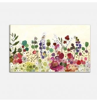 Modern Painting Flower - Eudora