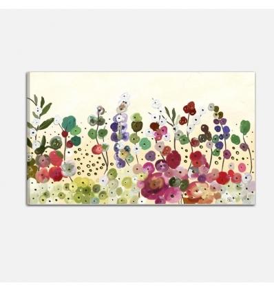 Quadri moderni con fiori - Eudora