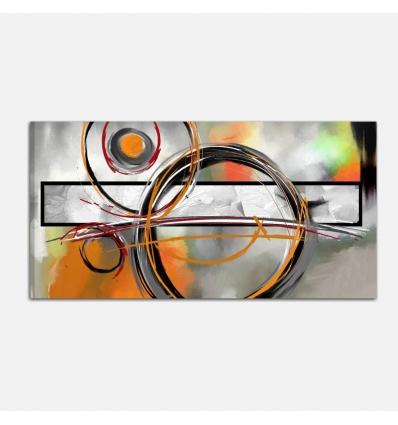 Quadro moderno dipinto a mano - Zhen