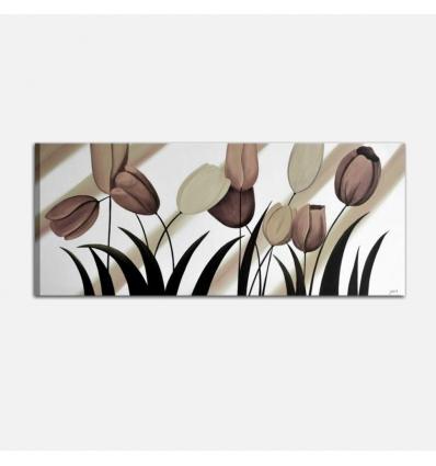 PRIMAVERA - Cuadro con flore