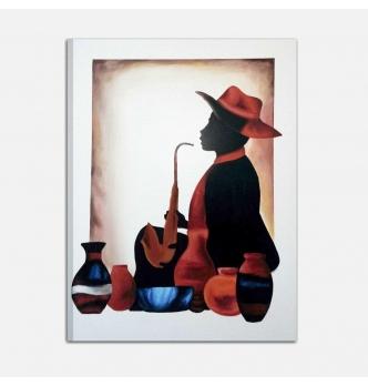 SAXPHONE - Hombre con saxphone