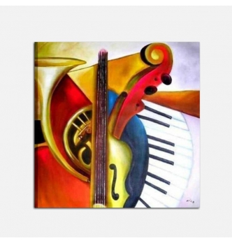 MUSICA paintings music