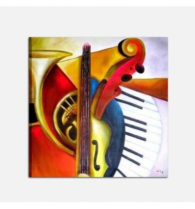 MUSICA paintings music