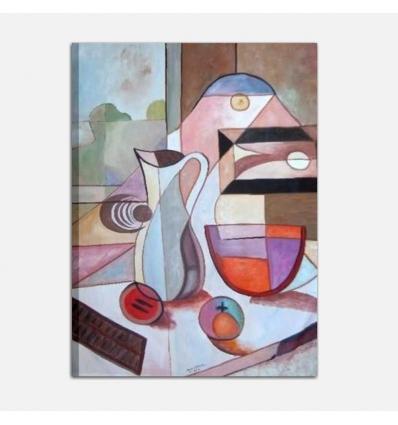 PEGASO - Cuadros abstractos pintado a mano