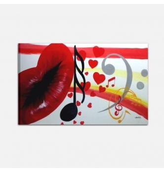 BESO - Cuadros abstractos