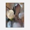 Cuadros modernos musica - La rosa e il violino