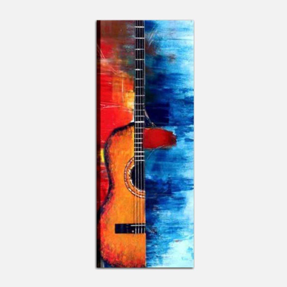 Cuadros modernos guitarra
