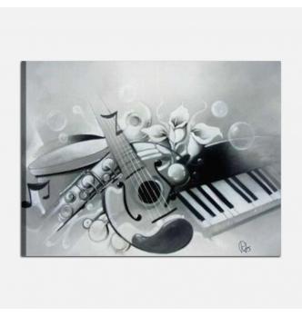 BAKEY - Dipinto moderno musica