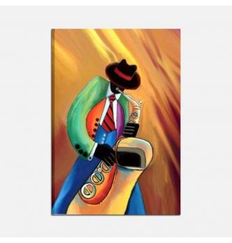 MUSICALMENTE - Musico que toca el saxfon
