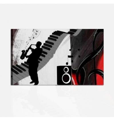 NOTE DI COLORE - Quadri moderni musica