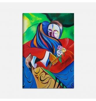 ABRAZO - Modern painting