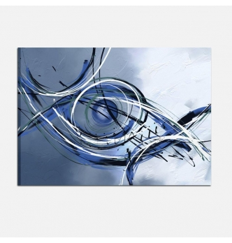 Abstracts paintings - Oltre il Confine