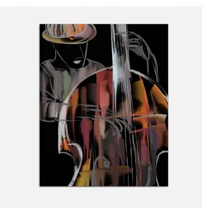 Quadro musica - Musica jazz