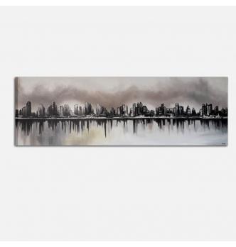 Quadro moderno con città - Skyline 2