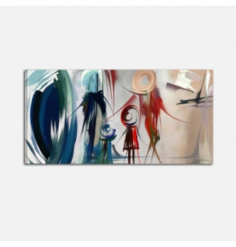 Abstract paintings - FAMILY