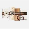 SCILY - Pinturas modernas marron