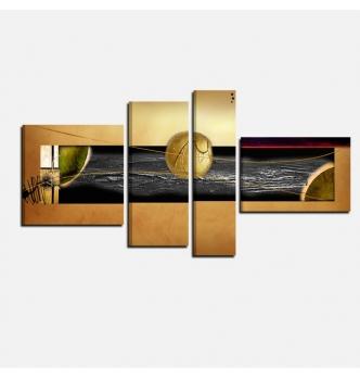 ISCHIA - Cuadros modernos abastractos