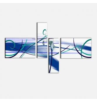 NITZANA - Cuadros modernos abstractos