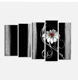 ALINA - Modern painting flower