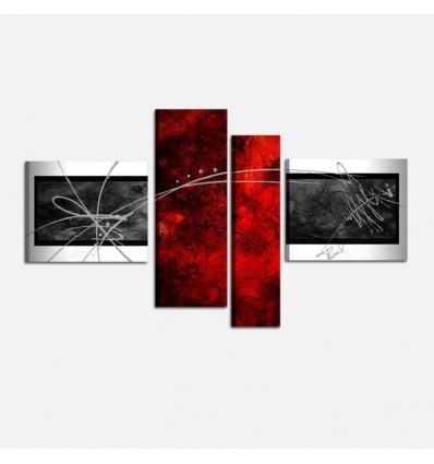 DELINDA - Cuadros modernos abstractos