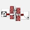KERRY - Cuadros modernos abstractos