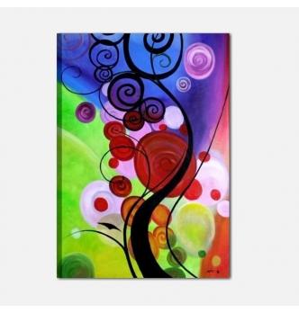 THALIA - Quadri astratti colorati
